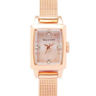 メゾンドフルール(Maison de FLEUR)のメゾンドフルール 腕時計(腕時計)