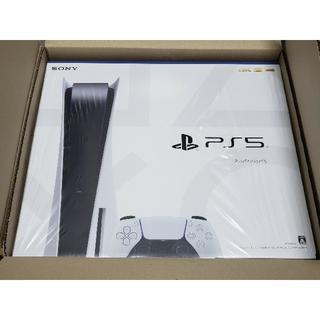 SONY - 【新品未開封】SONY Play Station 5 本体 ディスク搭載
