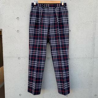 バーバリー(BURBERRY)の【超美品】Burberry's vintage check pants(スラックス)