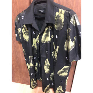 glamb - glamb グラム ラックシャツ