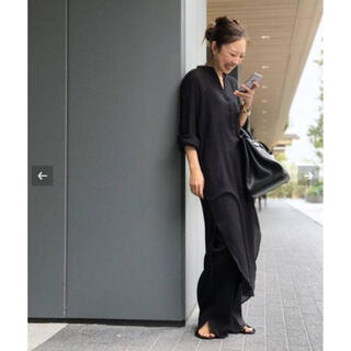 DEUXIEME CLASSE - ドゥーズィエムクラス SUNDAY ATELIER シャツドレス