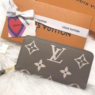 LOUIS VUITTON - 新品★ルイヴィトン モノグラムアンプラント ジッピーウォレット 長財布