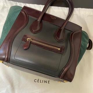 celine - セリーヌ セリーヌラゲージ バッグ
