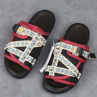 ヴィスヴィム(VISVIM)のVisvim Christo Bell Sandals サンダル (サンダル)