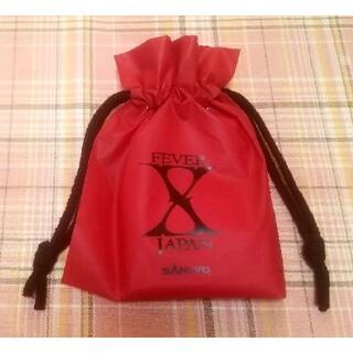 サンヨー(SANYO)のX JAPAN SANYOコラボ 紅いポケットティッシュ(ミュージシャン)