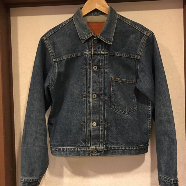 Levi's(リーバイス)の90s Levi's 日本製 1st 71506XX 大戦モデル S506XX メンズのジャケット/アウター(Gジャン/デニムジャケット)の商品写真