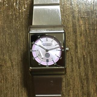 TRANCE CONTINENT LUNAR MODULE レディース 腕時計