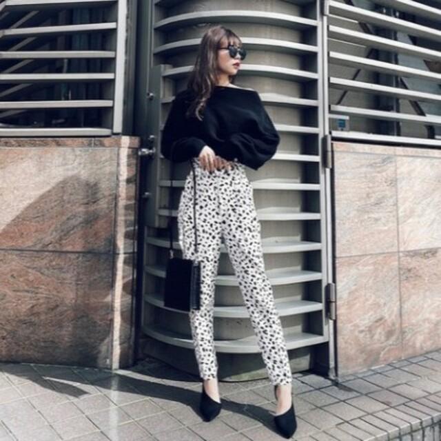 rienda(リエンダ)の゜.*♡*. ゜rienda waist tack H/W Tapered PT レディースのパンツ(カジュアルパンツ)の商品写真