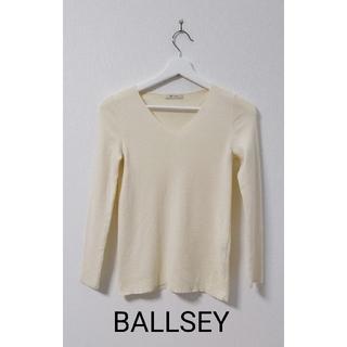 ボールジィ(Ballsey)のBALLSEY  オフホワイト  ニット(ニット/セーター)