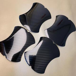 高品質 ドアノブプロテクター ドアハンドルプロテクター 傷防止フィルム4枚セット