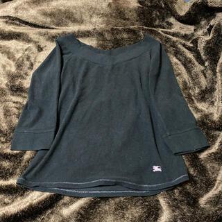バーバリーブルーレーベル(BURBERRY BLUE LABEL)のBURBERRY BLUE LABEL トップス バーバリー(Tシャツ(長袖/七分))
