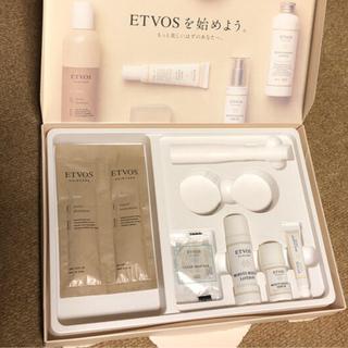 ETVOS - ETVOS エトヴォス スターターキット 基礎化粧品 シャンプー リンス