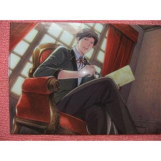 スクウェアエニックス(SQUARE ENIX)の月刊少女野崎くん カフェ限定クリアファイル(クリアファイル)