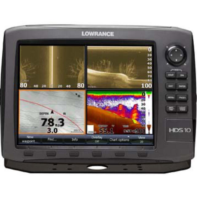 LOWRANCE(ローランス) HDS-10 Gen2 日本語モデル スポーツ/アウトドアのフィッシング(その他)の商品写真