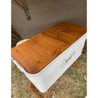 トランクカーゴ 70L用 木製19mm 天板 防水塗装(テーブル/チェア)