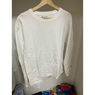 チャンピオン(Champion)のチャンピオン コットンクルーネックTシャツ Lサイズ(Tシャツ/カットソー(七分/長袖))