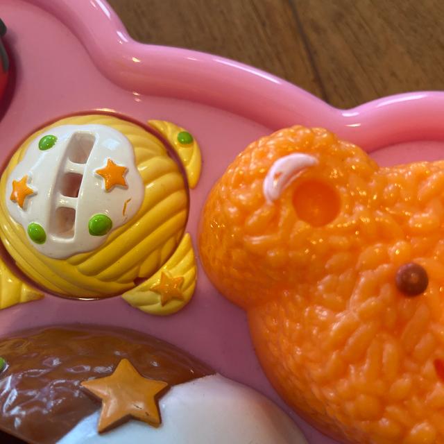 PILOT(パイロット)のメルちゃんのキッズプレート キッズ/ベビー/マタニティのおもちゃ(ぬいぐるみ/人形)の商品写真