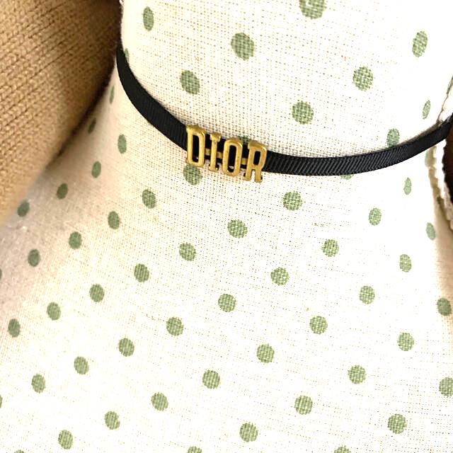 Dior(ディオール)のDiorチョーカー レディースのアクセサリー(ネックレス)の商品写真