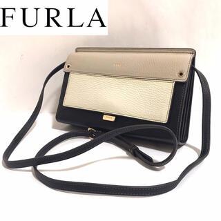 Furla - 【正規品】超美品✨フルラ   お財布ショルダー