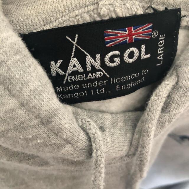 KANGOL(カンゴール)のKANGOL パーカー メンズのトップス(パーカー)の商品写真