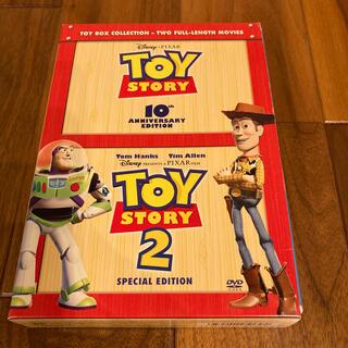 トイ・ストーリー&トイ・ストーリー2 DVD4枚組 DVD