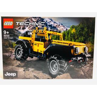 Lego - 【新品未開封】レゴ テクニック jeep ジープ ラングラー 42122
