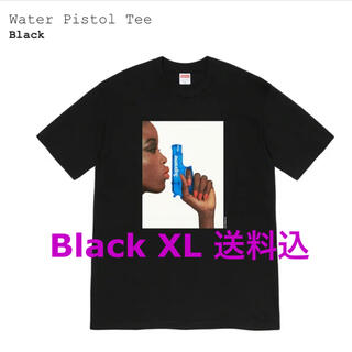 Supreme - Supreme Water Pistol Tee Black XL 送料込