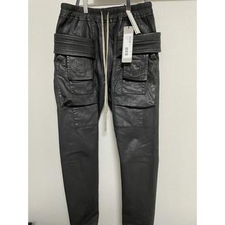 Rick Owens - rick owens drkshdw creatch cargo pants
