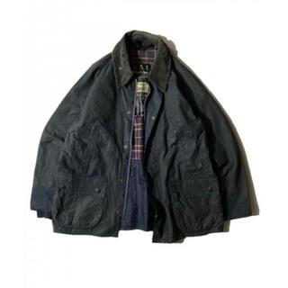 バーブァー(Barbour)の90's Barbour BEDALE Wax Cotton Jacket(ブルゾン)