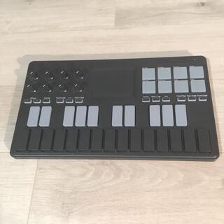 コルグ(KORG)の【最終値下げ】KORG nano key studio(MIDIコントローラー)