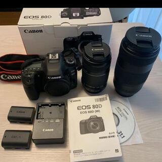 Canon - Canon EOS 80d 美品