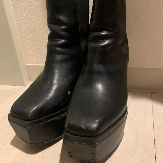 EMODA(エモダ)のEMODA ブーツ レディースの靴/シューズ(ブーツ)の商品写真