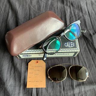 キャリー(CALEE)のCALEE CLIP-ON GLASSES サングラス メガネ(サングラス/メガネ)