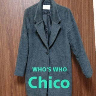 who's who Chico - Who's Who Chico フーズフーチコチェスターコート