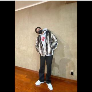 シュプリーム(Supreme)のsupreme フェイクファージャケット XL Faux Fur Jacket(その他)
