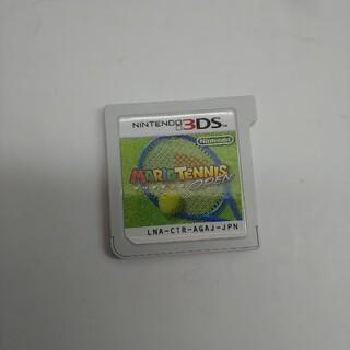 3DS ソフトのみ マリオテニス オープン