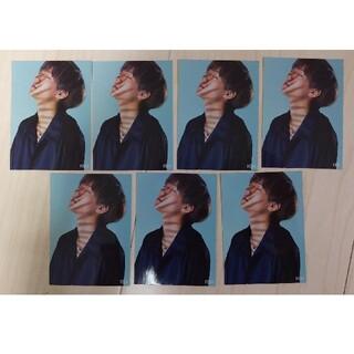 King&Prince 永瀬廉 Myojo厚紙カード 7枚セット(アイドルグッズ)