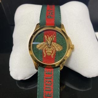 Gucci - グッチ腕時計 ルマルシェメルヴェイユ