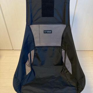 Helinox chair two ALLBK ヘリノックスチェアツー(テーブル/チェア)