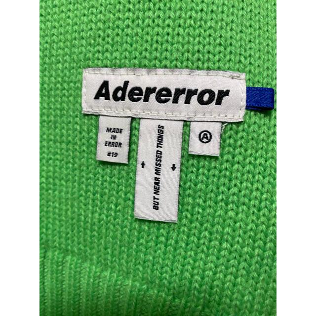 MAISON KITSUNE'(メゾンキツネ)のアーダーエラー ニット だいき様専用 メンズのトップス(ニット/セーター)の商品写真