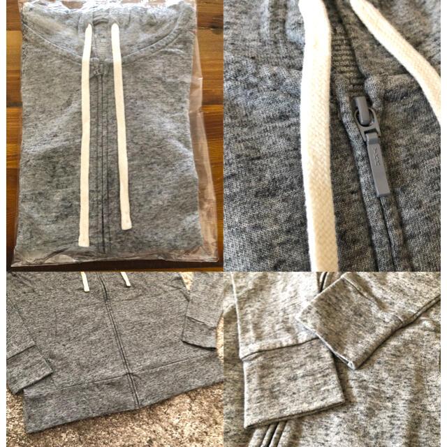 MUJI (無印良品)(ムジルシリョウヒン)の無印良品  UVカットジップアップパーカー パーカー レディースのトップス(パーカー)の商品写真