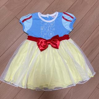 Disney - 白雪姫ワンピース 90センチ ベビー服 女の子