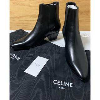 celine - 新品【 CELINE セリーヌ 】ジャクノ チェルシーブーツ 43.5