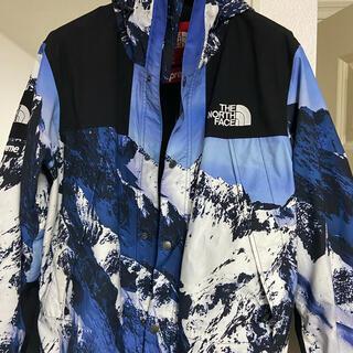 Supreme - supreme northface 雪山マウンテンパーカー Mサイズ