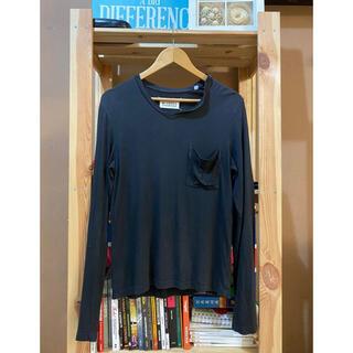 マルタンマルジェラ(Maison Martin Margiela)の初期 07aw Martin Margiela ロングTシャツ マルジェラ(Tシャツ/カットソー(七分/長袖))