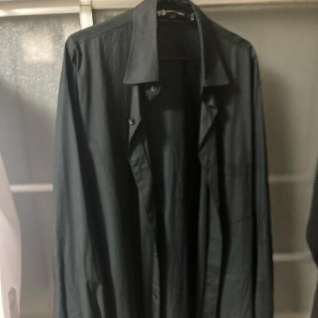 Y-3(ワイスリー)の激安最安値!Y-3スタッフシャツコート メンズのトップス(シャツ)の商品写真