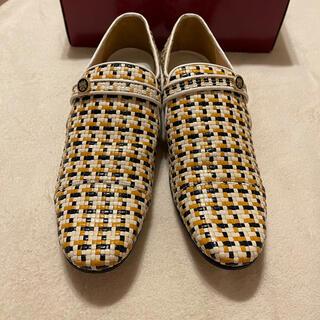 ショセ(chausser)の【新品未使用】chausser ショセ ローファー 革靴(ローファー/革靴)
