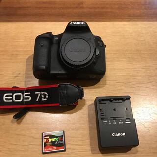 Canon - canon EOS 7D