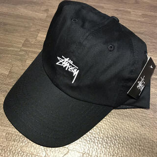 NEW ERA - Stussyステューシー キャップ黒