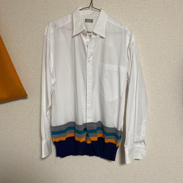 kolor(カラー)のkolor beacon シャツ メンズのトップス(シャツ)の商品写真
